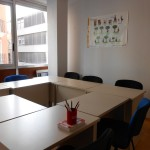 Estudio Sampere Alicante Classroom