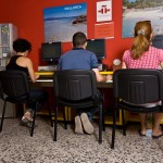 Spanish School in Alicante - Internet Area