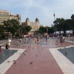 Barcelona - Plaza Catalunya