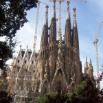 Spanish School in Barcelona - Sagrada Famila