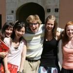 Students at Don Quijote Salamanca