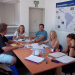 Spanish Courses in Cordoba - Classroom