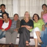 Academia Columbus - Host Family