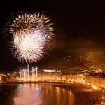 San Sebastian Activities - Fire Works