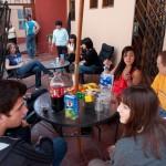 ECELA Lima School Patio