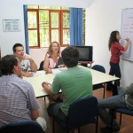 Spanish Courses in Lima - Classroom