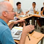 Classroom - Spanish Course in Seville
