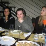 Dinner is Siena