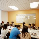 Classroom - French Class