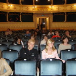 Italian courses in Siena - Theater Activity
