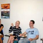 Portuguese courses in Rio - Classroom