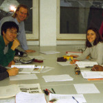 German Language School Class
