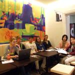 Student Lounge - German Language School