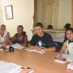 French Courses in Montpellier - Students