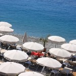 French Courses in Nice - Beach
