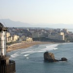 French Courses in Biarritz - City View