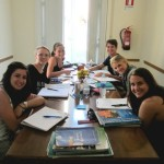Italian Courses in Salerno - Classroom