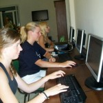 Multimedia Room - Italian Courses in Salerno
