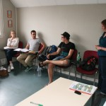 Classroom - French Courses in Biarritz