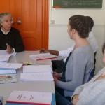 Portuguese language class in Lisbon
