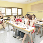 Spanish Class Camp in Barceola