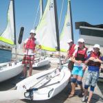 Spanish and Sailing Valencia