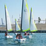 Sailing Spanish Camp Valencia