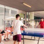 Summer camp in Spain