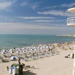 Spanish courses in Alicante - Beach