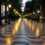 Promenade - Alicante, Spain