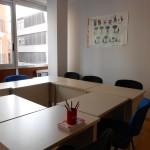 Estudio Sampere Alicante Classroom