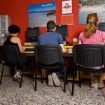 Spanish School in Alicante - Internet Area