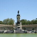 Spanish School in Madrid - Retiro Park