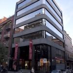 Spanish School Buiding in Barcelona -
