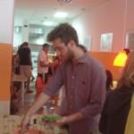 Spanish School Cafeteria Gran Canaria