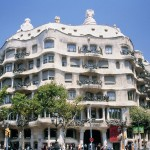 Spanish Courses in Barcelona - Gaudi Casa Pedrera