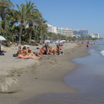 Enforex Marbella - Beach