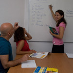 Spanish Courses in Marbella - Class
