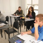 Spanish Courses in Quito - Classroom