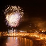 San Sebastian Activities - Fire Works
