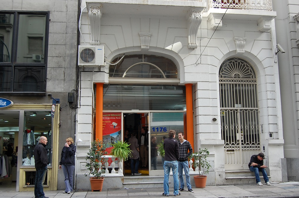 Spanish courses in Buenos Aires at ECELA - Latin Immersion