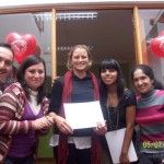 Spanish Course in Lima Students