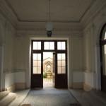 German Course in Vienna - School Entrance