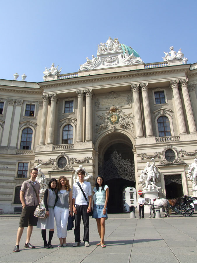German Summer Program for Teenagers in Vienna