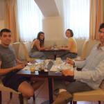 Actilingua Student Lounge