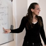 French Courses in Nice - Classroom