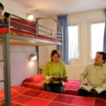 French Courses in Paris Residence Room