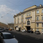 Russian Courses in St Petersburg - School Building