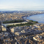 French Courses in Bordeaux - Aerial View