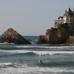 French Courses in Biarritz - City Coastline